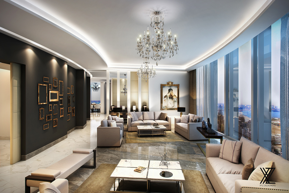 5 Bedroom Penthouses